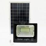 E-TEN JD-8800 100W SMD Solar LED Flood Light (Black) c/w Solar Panel